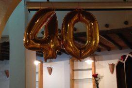 40 cumpleanos