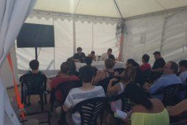 carpa conferencias benahadux